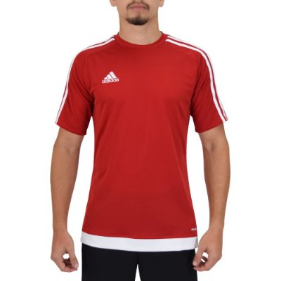 Camisa Masculina Estro 15 - Vermelha - Adidas
