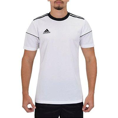 Camiseta Masculina Squadra 17 - Branca - Adidas