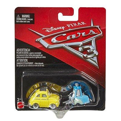 Carros 3 - Luigi & Guido - Mattel