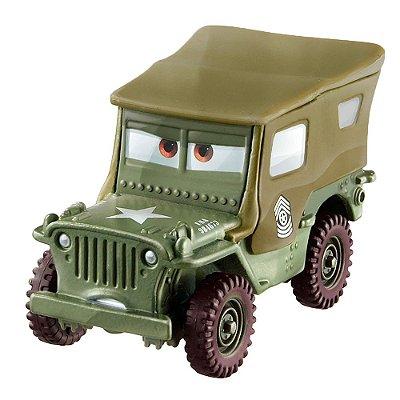 Carros 3 - Sargento - Mattel