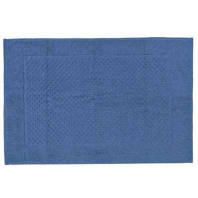 Toalha Piso Para Pés Prime - Azul - Döhler