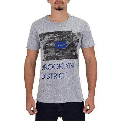 Camiseta Masculina Brooklin - Calvin Klein Jeans