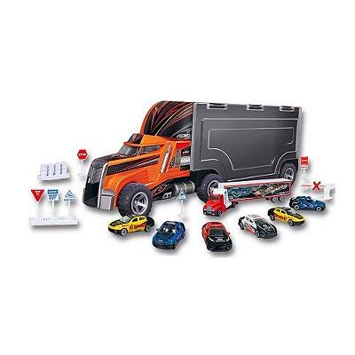 Caminhão de Alta Performance Express Wheels - Multikids