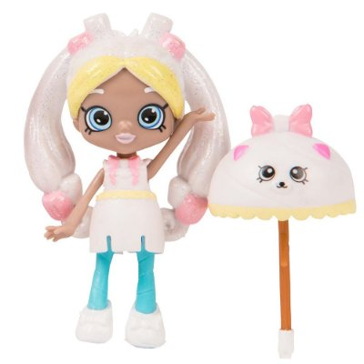 Shopkins Happy Places Kit Mini Marsha Melou - Festa no Jardim - DTC