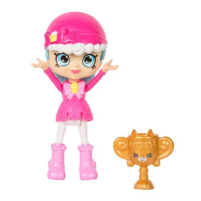 Shopkins Happy Places Kit Jessicake - Estábulo da Pônei Mel - DTC