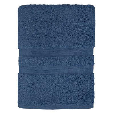 Toalha de Banho Gigante Algodão Egípcio - Azul Petróleo 1975 - Buddemeyer