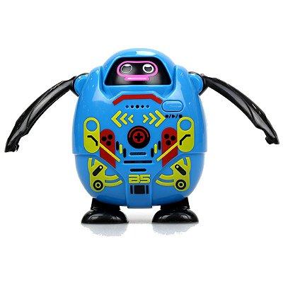 Talkibot Silverlit Robot - Azul - DTC