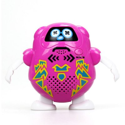 Talkibot Silverlit Robot - Rosa - DTC
