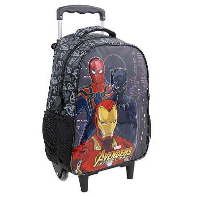 "Mochila de Carrinho 16"" Avengers Infinity War - Xeryus"