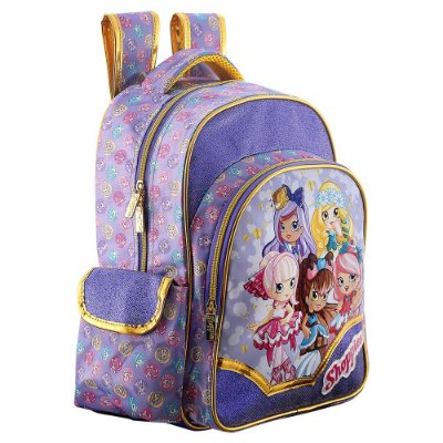 "Mochila de Costas 16"" Shoppies - Xeryus"