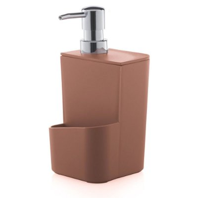 Dispenser de Detergente 650ml - Terracota - Ou