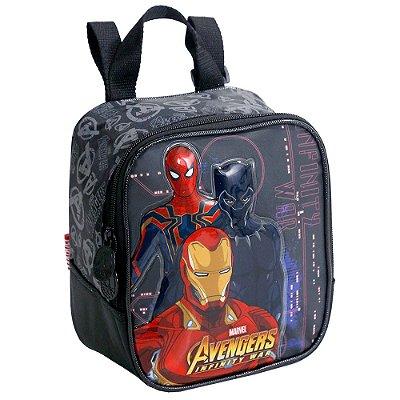 Lancheira Avengers Infinity War First Strike - Xeryus