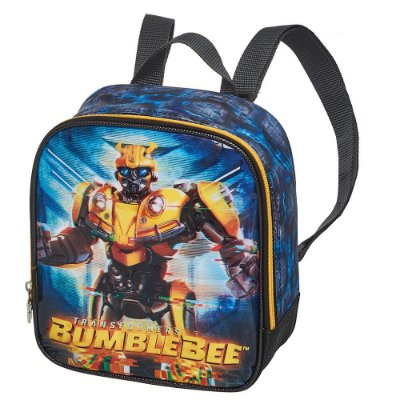 Lancheira Transformers Bumblebee - Pacific