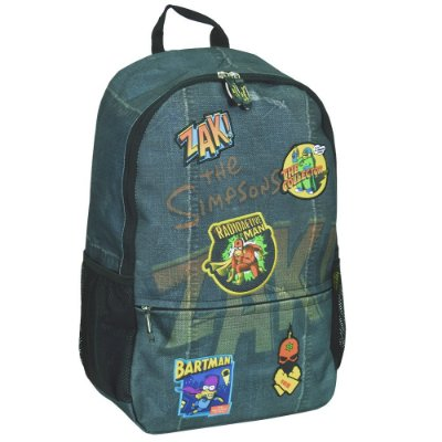 Mochila Para Notebook The Simpsons - Bart - PCF Global