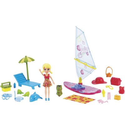 Polly Pocket Windsurf - Mattel