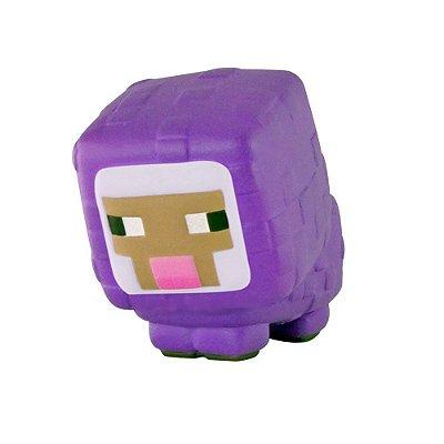 Squishme Minecraft - Purple Sheep - Copag