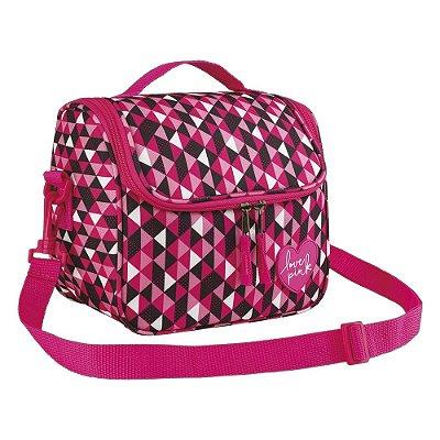 Lancheira Love Pink - Tilibra
