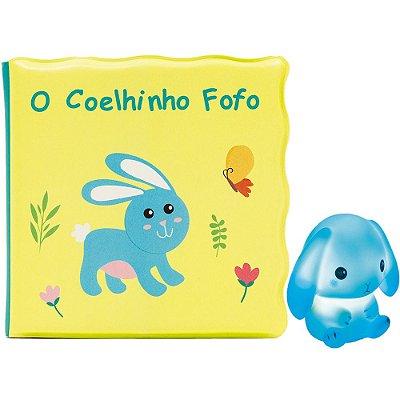 Livrinho de Banho - O Coelhinho Fofo - Buba