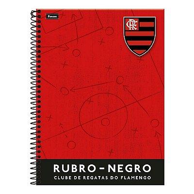 Caderno Flamengo - Estratégia de Campo - 10 Matérias - Foroni