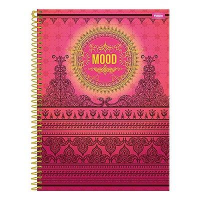 Caderno Mood - Étnico - 10 Matérias - Foroni