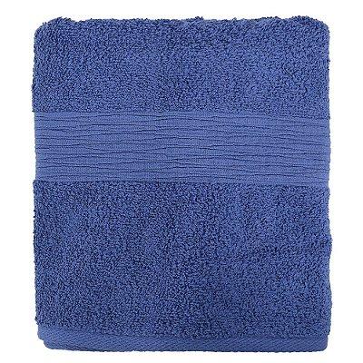 Toalha de Rosto Advanced Ondas - Azul 10470 - Döhler