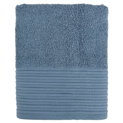 Toalha de Rosto Advanced Listas - Azul 10536 - Döhler