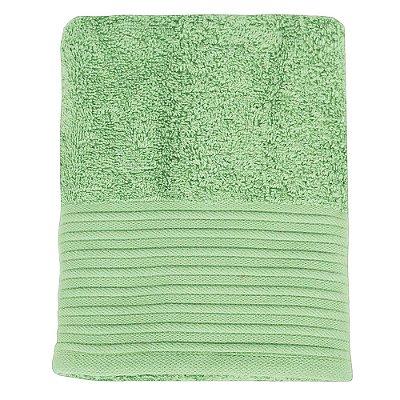Toalha de Rosto Advanced Listas - Verde 5861 - Döhler