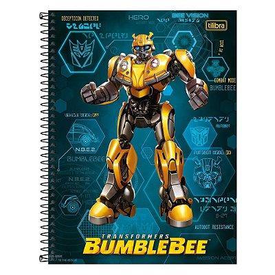 Caderno Bumblebee - Habilidades - 1 matéria - Tilibra