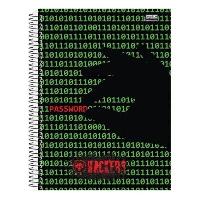 Caderno Hackers - Password - 1 Matéria - São Domingos