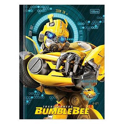 Caderno Brochura Bumblebee - Pose - 80 Folhas - Tilibra