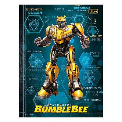 Caderno Brochura Bumblebee - Especificações - 80 Folhas - Tilibra