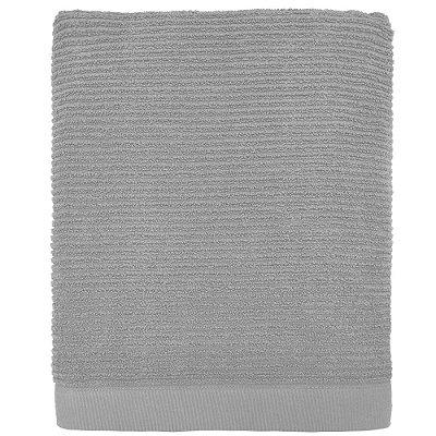 Toalha de Banho Gigante Dual Rib - Cinza Texturizada 1829 - Buddemeyer