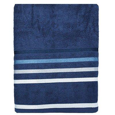 Toalha Banhão Lumina - Azul Escuro - Karsten