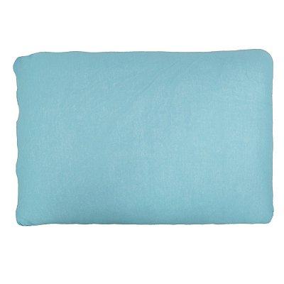 Capa Para Travesseiro Com Zíper - Azul - SulBrasil