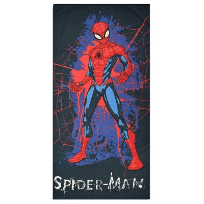 Toalha de Banho Aveludada - Spider Man - Lepper