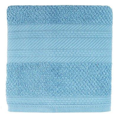 Toalha de Rosto Empire - Azul - Karsten