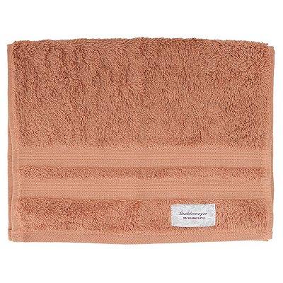 Toalha de Lavabo Algodão Egípcio - Terracota 1385 - Buddemeyer
