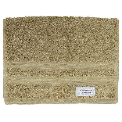 Toalha de Lavabo Algodão Egípcio - Caqui 1068 - Buddemeyer