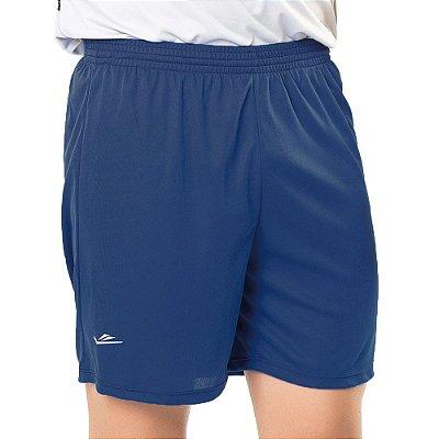 Short Infantil Esportivo Básico - Azul Escuro - Elite