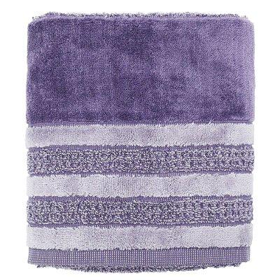 Toalha de Rosto Elegant Colors - Lilás - Buddemeyer