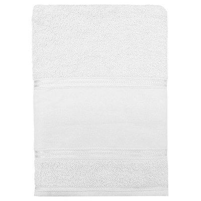 Toalha de Banho Para Pintar Bruna - Branca - Karsten
