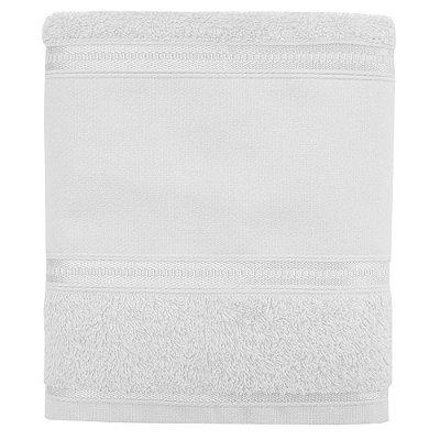 Toalha de Rosto Para Pintar Bruna - Branca - Karsten