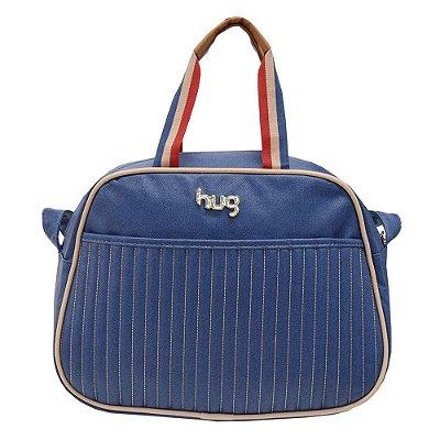 Bolsa de Maternidade Náutica M - Azul - Hug