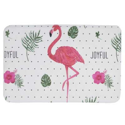 Tapete Soft 40cm x 60cm - Flamingo - House 36