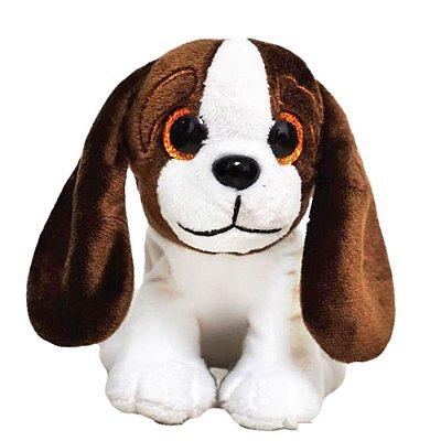 Pelúcia Surpresa Docinho - Cãozinho Rocky Roll - Toyng