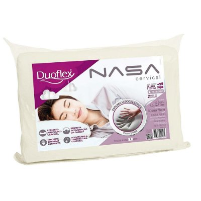 Travesseiro Nasa Cervical - Duoflex