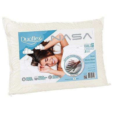 Travesseiro Nasa - 14cm - Duoflex