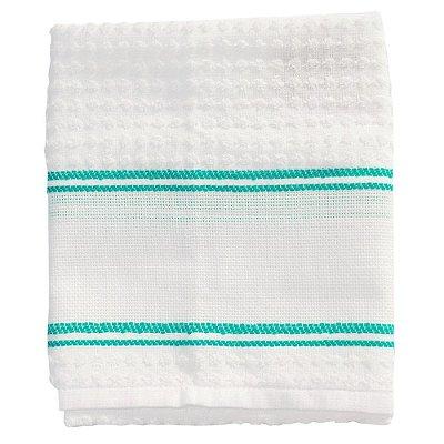 Pano de Copa Nancy Para Bordar - Azul - Döhler