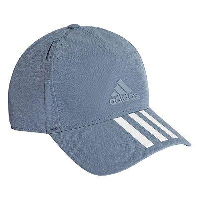 Boné C40 3-Stripes Climalite Adidas - Azul