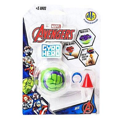Gyro Hero Marvel Avengers - Hulk - DTC